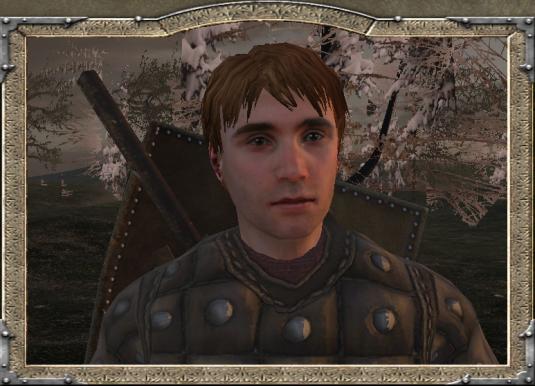 I have named him Sir Peter of Hollensberg.