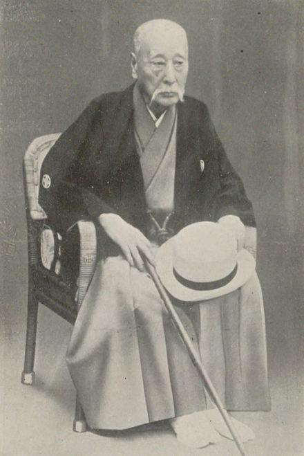 Asano Nagakoto (1842-1937)
